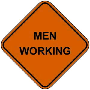 Where to find SIGN, MEN WORKING in Durango