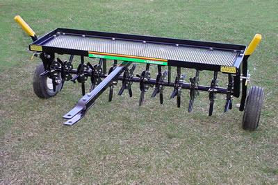 Where to find AERATOR LAWN TOWABLE 32 in Durango