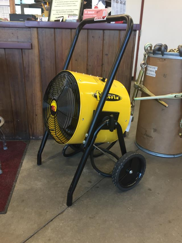 Where to find HEATER, SPACE 10,000 WATT ELECTRIC 240V in Durango