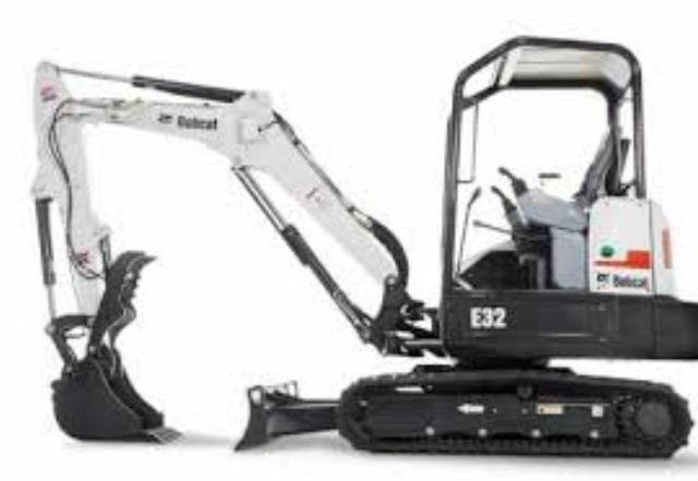 Where to find EXCAVATOR BOBCAT E 32 W THUMB in Durango