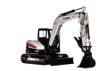 Where to rent EXCAVATOR BOBCAT E 85  02 W THUMB in Durango CO