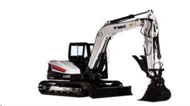 Where to find EXCAVATOR BOBCAT E 85 W THUMB in Durango