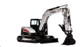 Where to rent EXCAVATOR BOBCAT E 85 W THUMB in Durango CO
