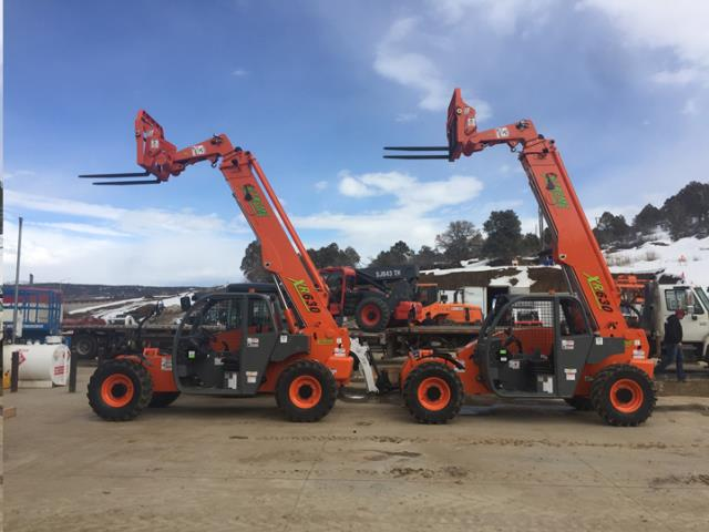 Where to find TELEHANDLER XR630 30  YARD LIFT in Durango