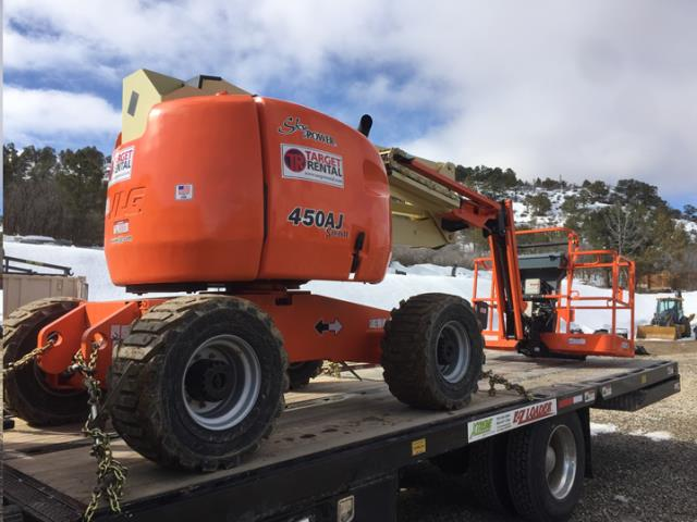 Where to find JLG Z45AJ 4WD AERIAL LIFT in Durango