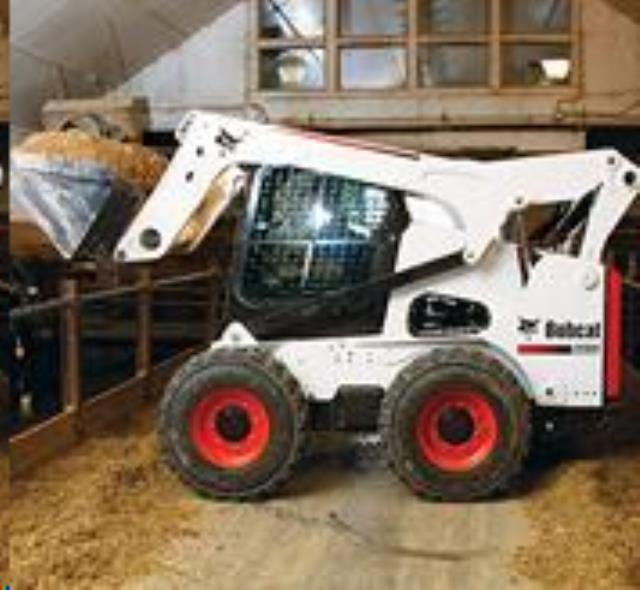 Where to find LOADER BOBCAT S550 in Durango