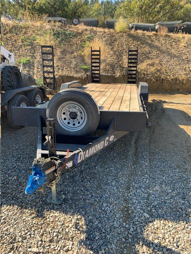 Where to find TRAILER, 14,000 LB 20  DIAM C W RAMPS  6 in Durango