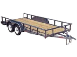 Where to find TRAILER, 7,000 LB WOOD RAMPS in Durango