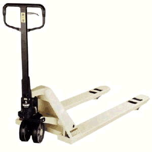 Where to find TRUCK, PALLET JACK 5000 LB 48 X27 in Durango
