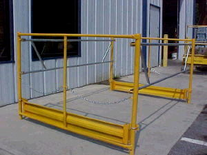 Where to find SCAFFOLD, SAFETY RAILING in Durango