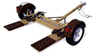 Where to find TRAILER, SMALL CAR DOLLY in Durango